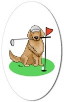 GoldenRetrieverGolfBall
